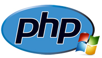 PHP Windows