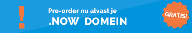 .now domeinnaam registreren