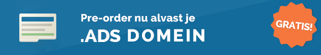 .ads domeinnaam registreren
