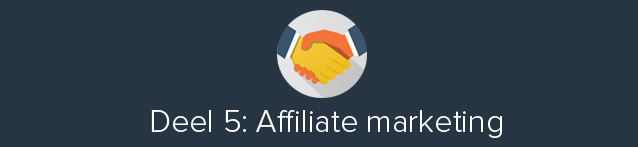 meer bezoekers door affiliate marketing