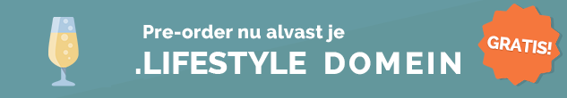 .lifestyle domeinnaam registreren