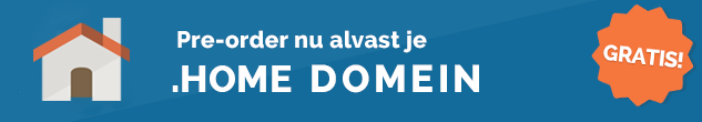 .Home domeinnaam registreren