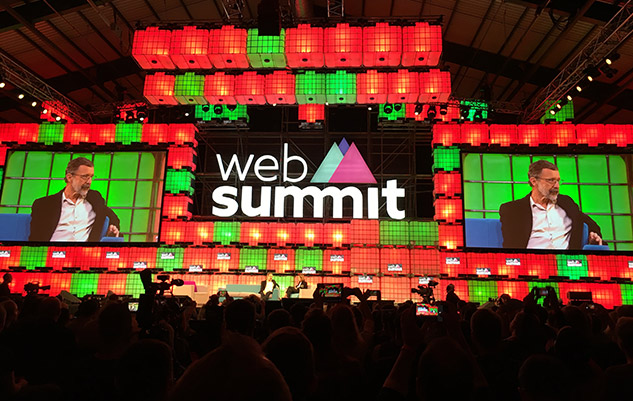Ed Catmull Web Summit 2015