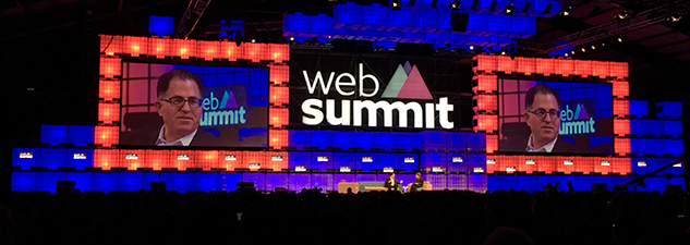Web summit 2015 blog